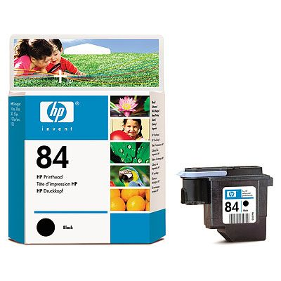 HP 84 Black Printhead HP designjet 90