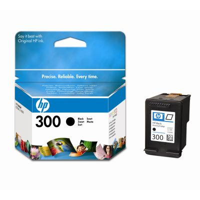 HP 300 Black Ink Cartridge HP D2560