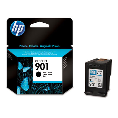 HP 901 Black Ink Cartridge Officejet 4500 J4580 J4640 J4680