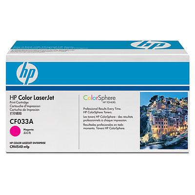 Cartus toner HP Color LaserJet CM4540 Magenta