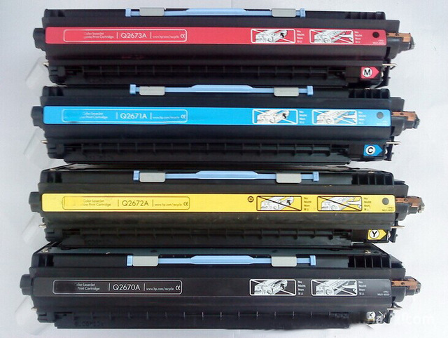 Cartus toner compatibil color imprimanta HP CLJ 3500, 3550, 3700