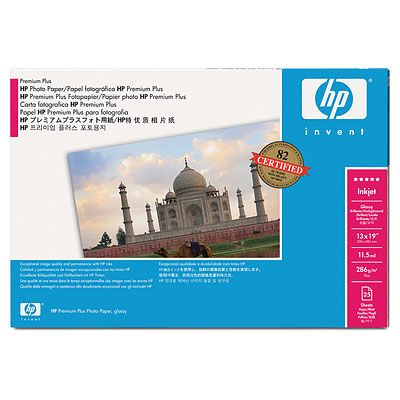 HP Premium Plus Gloss Photo Paper 286 g/m²-A2+/458 mm x 610 mm-2