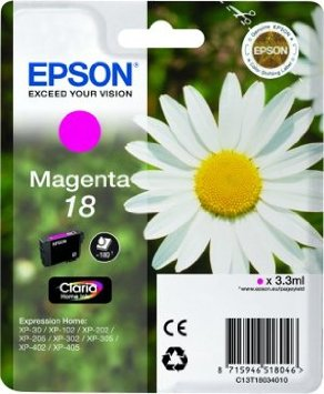 Cartus original magenta Epson Expression Home XP-30 xp 100 102