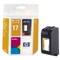 HP17 Tri-colour Inkjet Print Cartridge 15 ml aprox. 430 pag /
