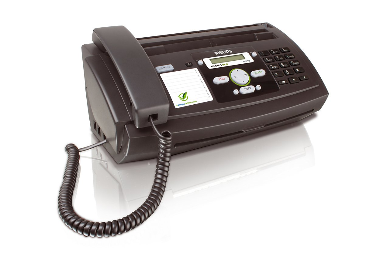 Fax Philips Magic 5 PPF631