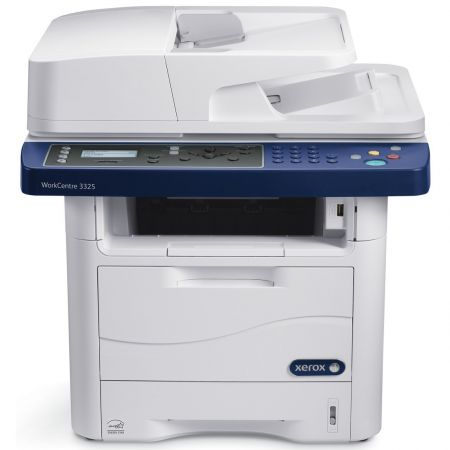 Reset, resoftare imprimanta Xerox Work Centre 3025