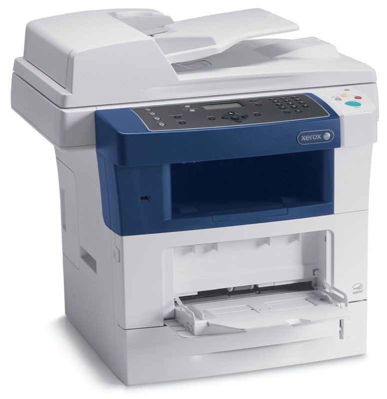 Reset, resoftare imprimanta Xerox Work Centre 3550