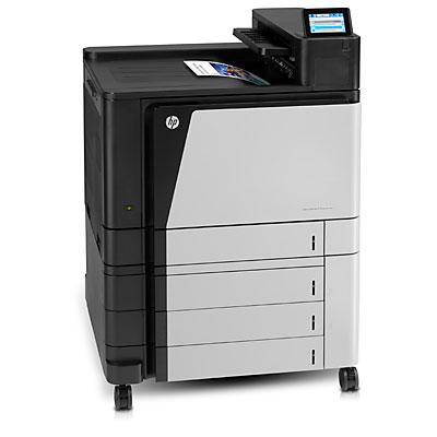 Imprimanta laser A3 HP Color LaserJet Enterprise M855xh