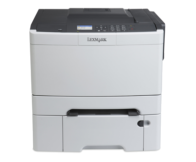 Imprimanta laser color Lexmark A4 CS410DTN