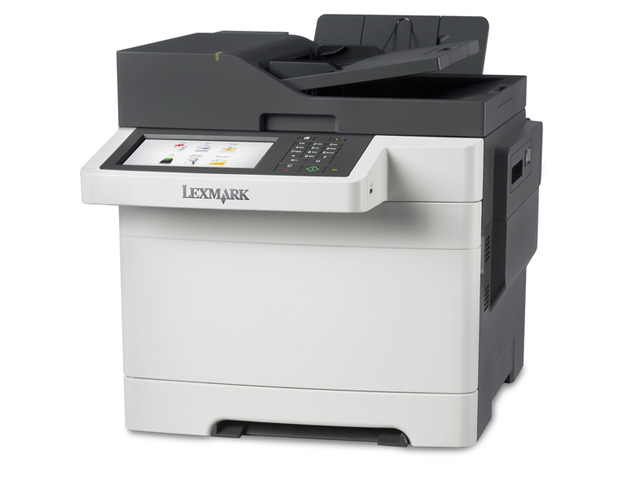 Multifunctional laser color cu fax Lexmark CX510DE