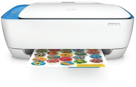 Multifunctional HP Deskjet 3639 All-in-One, WIFI