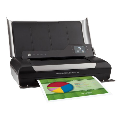 Multifunctional inkjet color HP OfficeJet 150 Mobile L511A