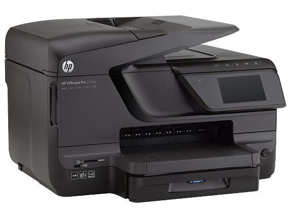 Multifunctional inkjet HP Officejet Pro 276dw Printer Fax Scan