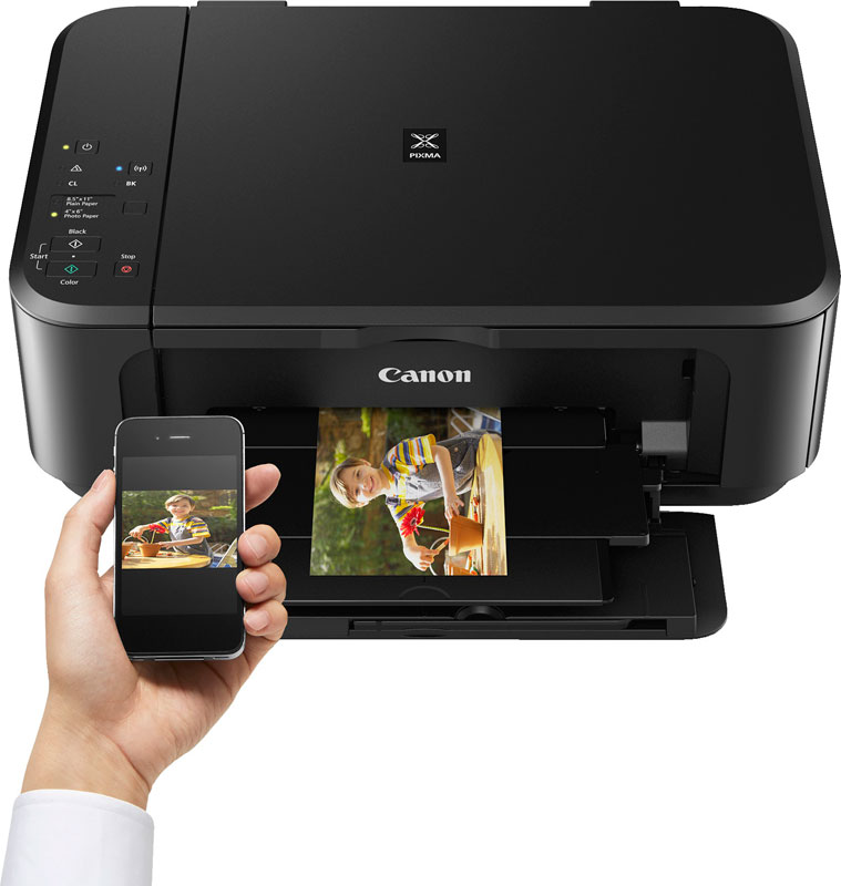 Multifunctional inkjet Canon MG3650
