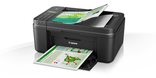 Multifunctional inkjet Canon MX495