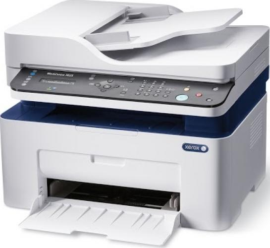 Multifunctional laser cu fax Xerox WorkCentre 3025 NI