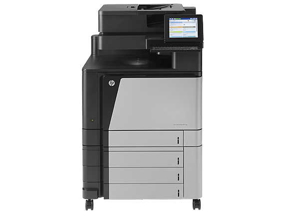 Multifunctional laser A3 HP Color LaserJet Enterprise flow M880z