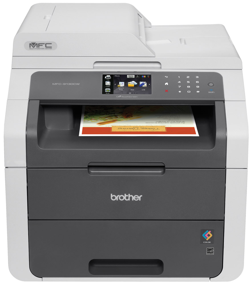 Multifunctional laser color Brother MFC 9340CDW