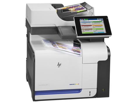Multifunctional HP Color Laserjet Enterprise 500 color M575dn