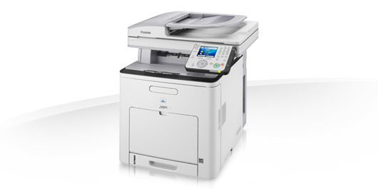 Multifunctional laser color cu fax Canon MF9280CDN
