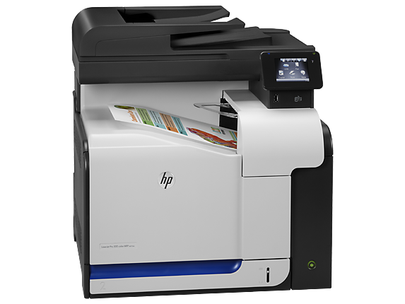 Multifunctional laser HP LaserJet Pro 500 color MFP M570dn