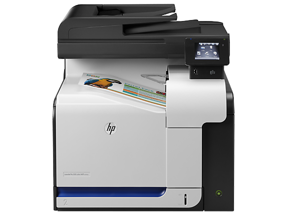 Multifunctional laser HP LaserJet Pro 500 color MFP M570dw