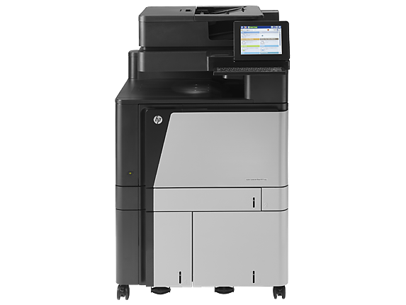 Multifunctional laser HP Color LaserJet Enterprise flow M880z+ N