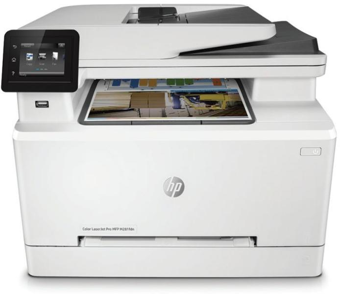 Multifunctional laser color HP Laserjet Pro M281fdn