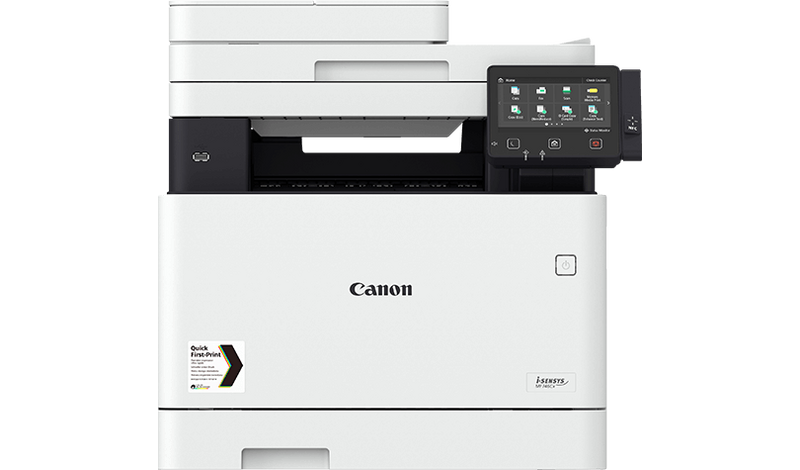 Multifunctional laser color A4 Canon MF742CDW
