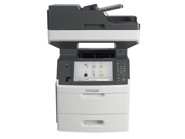 Multifunctional laser cu fax Lexmark MX711DHE