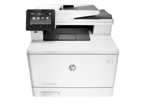 Multifunctional laser color HP Color LaserJet Pro MFP M477fdn